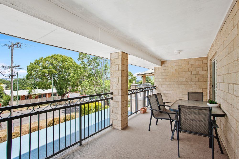2 bedroom family apartment open balcony